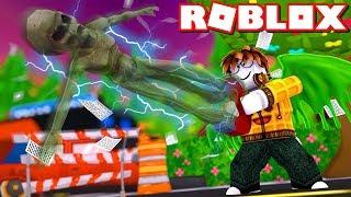 Teknologi MAGNET Basmi HANTU - Roblox Indonesia Ghost Simulator #4