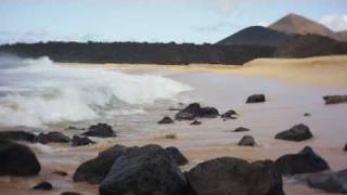 One minute in - Ascension Island
