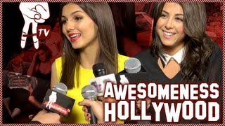Fun Size - Fun Size Premiere: Victoria Justice, Daniella Monet, Johnny Knoxville - Awesomeness Hollywood