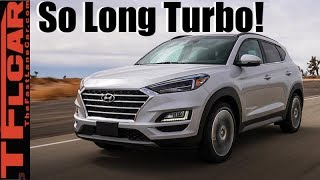 2019 Hyundai Tucson Review: What's New and What's Not!
