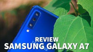 Đánh giá chi tiết Samsung Galaxy A7 2018