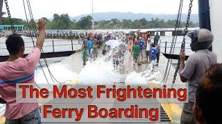 Perjalanan yang sangat menegangkan. Ferry Waipirit (Seram Barat) - Liang (ambon).