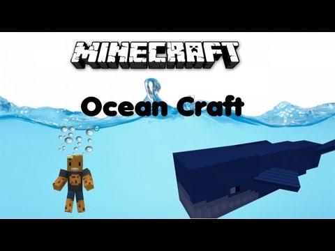 Minecraft Ocean Craft Mod [1.5.2] Deutsch-Wale und Fische