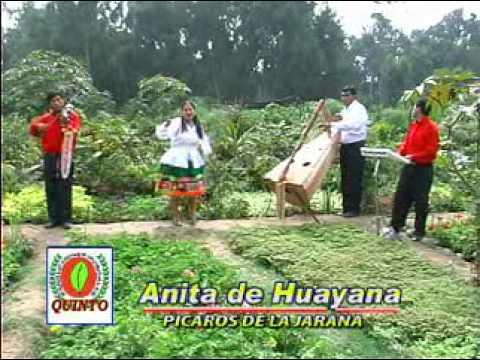 Anita de huayana Contactos: 99645 - 0077 Pagina Web. www.anitadehuayana.com Realizacion. Yaku Producciones 283 - 6412 / 99054 5764.