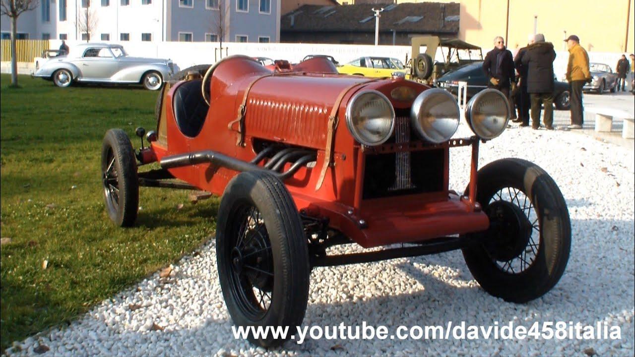 1929 Ford Speedster Start Up Youtube