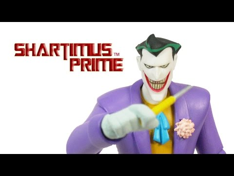 Dc Collectibles Joker 6 Inch Batman The Animated Series Action Figure Review video