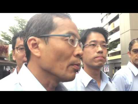 WP's Fengshan SMC candidate Dennis Tan on public transport policies