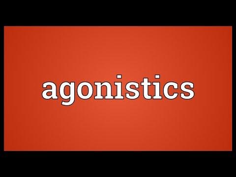 Header of Agonistics