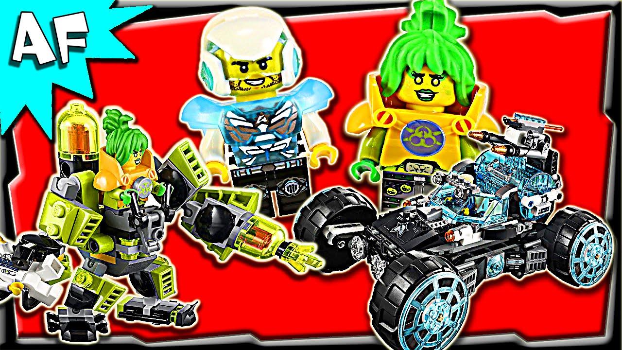 Lego Ultra Agents Jack Fury Lego Ultra Agents 4x4 Agent