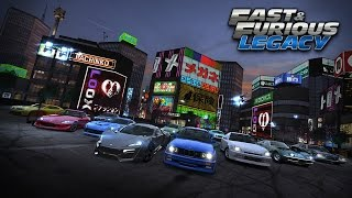 Fast & Furious: Legacy (by Kabam) - iOS / Android - HD (Sneak Peek) Gameplay Trailer