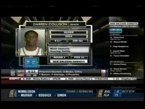 Darren Collison 2009 Draft