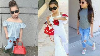 Top Beautiful baby girl dresses | kidys Indo  western dresses | trendy & stylish latest 2018