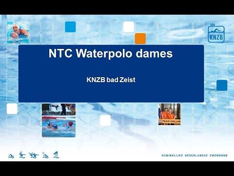 NTC Waterpolo in Zeist