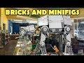 Bricks and Minifigures, Grapevine, Tx
