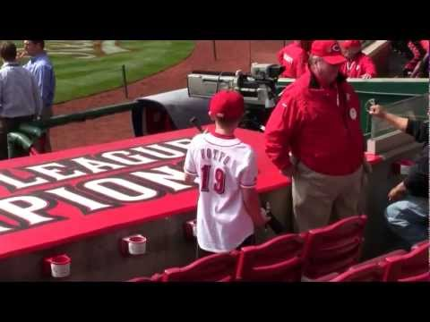 Bryce Harper Gives Fan A Bat