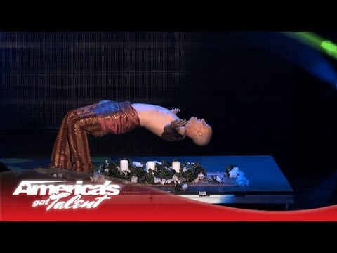 Special Head - Levitating Monk Defies Gravity - America's Got Talent 2013