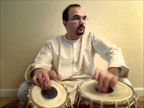 Tabla Lesson - Rupak Taal video