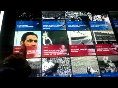 Camp Nou Stadium and Barcelona Museum tour