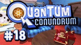 Quantum Conundrum #18 - Let's Play Quantum Conundrum Gameplay German / Deutsch