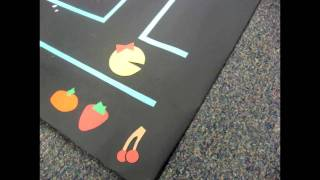 Ms. Pacman Stop Motion