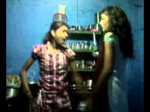 Zalla Halla (DJ SUJATA) Lovable dance by two village girls at...