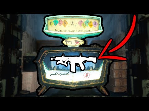 Top 5 WORST Pack a Punched Guns in Call of Duty Zombies ~ Black Ops 3 Zombies, BO2, BO1, WAW Zombies