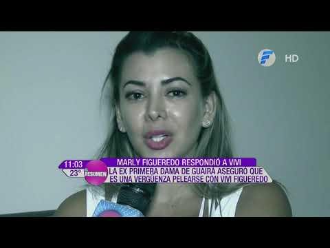 ¡Marly Figueredo responde a Vivi Figueredo!