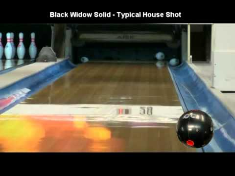Black Widow Bite Bowling Ball Hammer Black Widow Bite