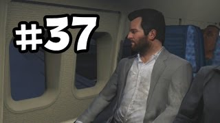 Grand Theft Auto 5 Part 37 Walkthrough Gameplay - Bury the Hatchet - GTA V Lets Play