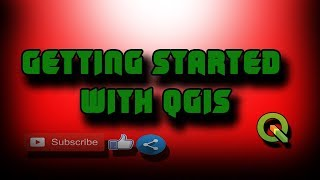 Getting started with QGIS – Mapping in GIS