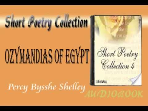 Ozymandias of Egypt Percy Bysshe Shelley Audiobook Short Peotry