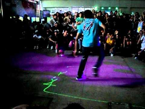 Sana 2011 ( Break Dance Vs Free Step ) Parte1 video