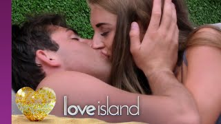 Jack and Dani Get Seriously Cute | Love Island 2018