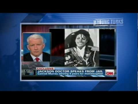 Michael Jackson Doctor's Awkward Singing on CNN