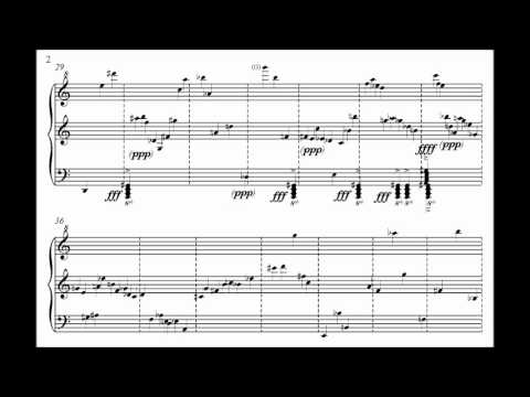 Prelude No. 2 (Drops) for piano by Keane Southard (with score).wmv