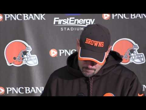 Mike Pettine says Johnny Manziel 'Looked like a rookie, played like a rookie' in Browns loss to the
