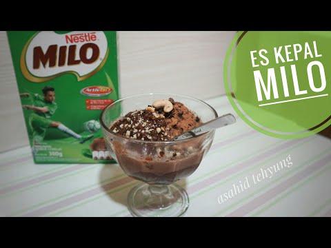 How To Make Ice Kepal Milo