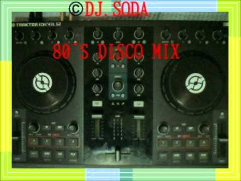 80's hi-nrg disco mix BOBBY O collection VA