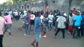 SINGELI FAINALI MINJOMBWANJOMBWA CUP KIFA SIX CYLINDER FC 2-1 DIRA SC