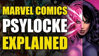 Marvel Comics: Psylocke Explained