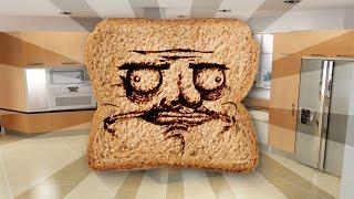 UN PAN MUY FELIZ - I am Bread | Fernanfloo