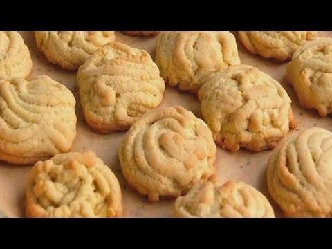 Как приготовить домашнее печенье хризантема. | How to cook homemade cookies chrysanthemum.