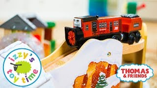 Thomas and Friends | DUSTIN COMES IN FIRST | Fun Toy Trains for Kids | Thomas Train with Brio!