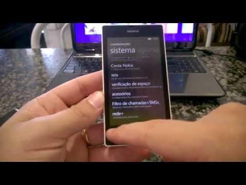 Nokia Lumia 520 Atualizado para Lumia Black  Novidades da atualização