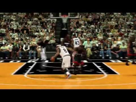 NBA 2K12 Baller I.D - Deron Williams (Brooklyn Nets)