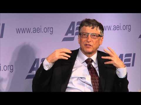 Bill Gates: Capitalism vs. charity