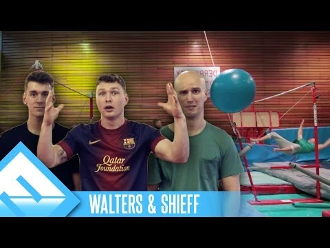 3 Guys 3 Balls | Walters & Shieff (ep. 2)