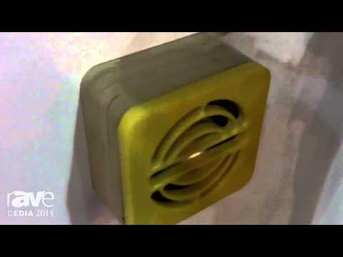CEDIA 2014: Flow Architech Mentions La Notte and L'eclisse Mini Speakers