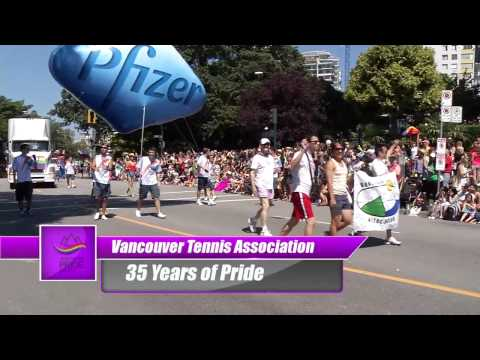 Vancouver Pride Parade 2013 Total HD TV Coverage Shaw TV