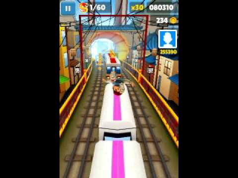 Приложения в Google Play – Subway Surfers